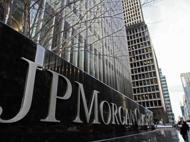 Ökad vinst för JP Morgan Chase