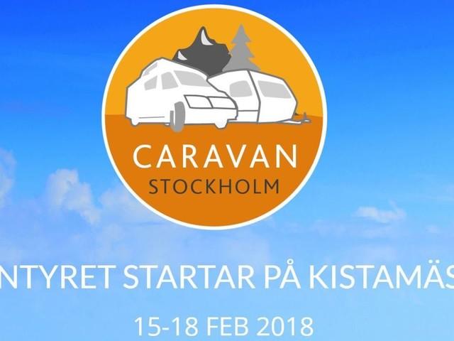 Du missar väl inte Caravan Stockholm i år?