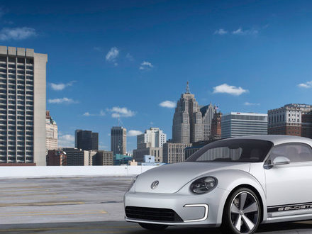 Nästa Volkswagen Bubbla kanske blir eldriven