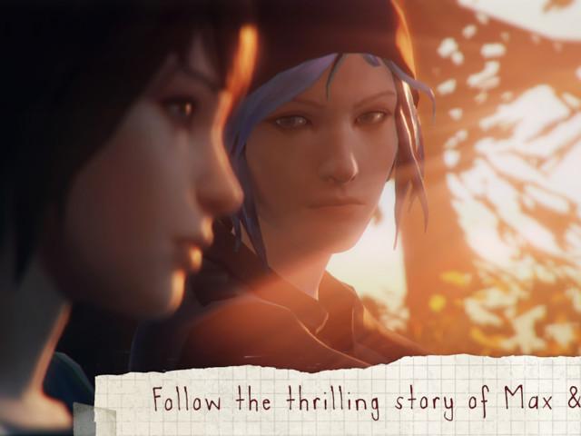 Nu finns prisade spelet Life is Strange i Play Store
