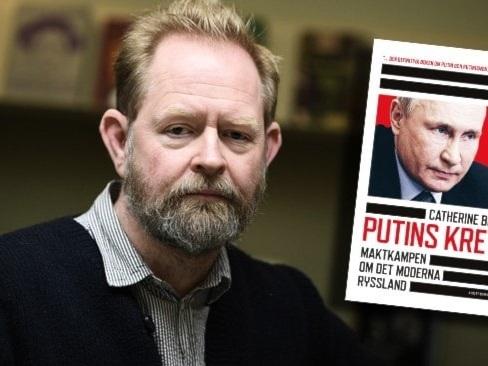 Ryska miljardärer stämmer författare för bok om Putin