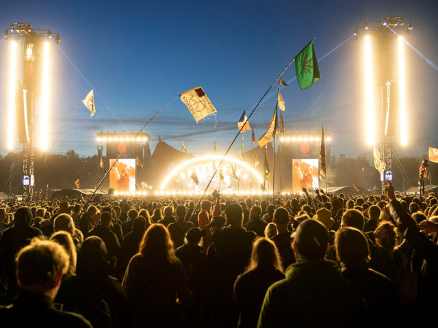 Klart: Roskildefestivalen ställs in