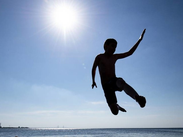 SMHI:s sommarbesked: Kan bli 28 grader