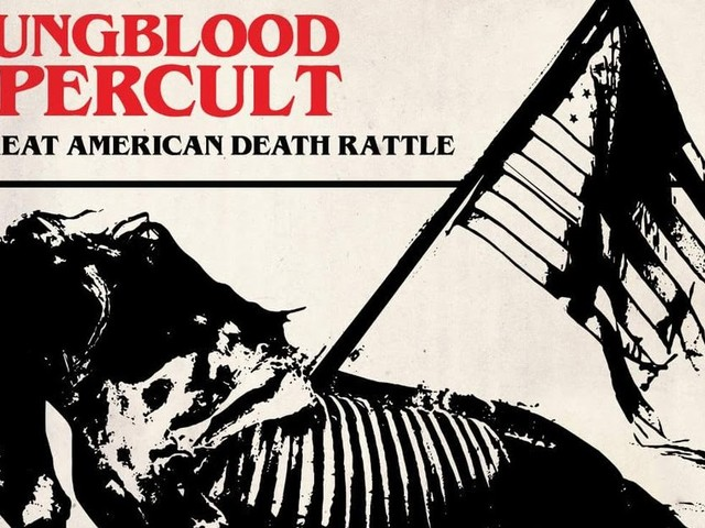 Recension : Youngblood Supercult - The Great American Death Rattle