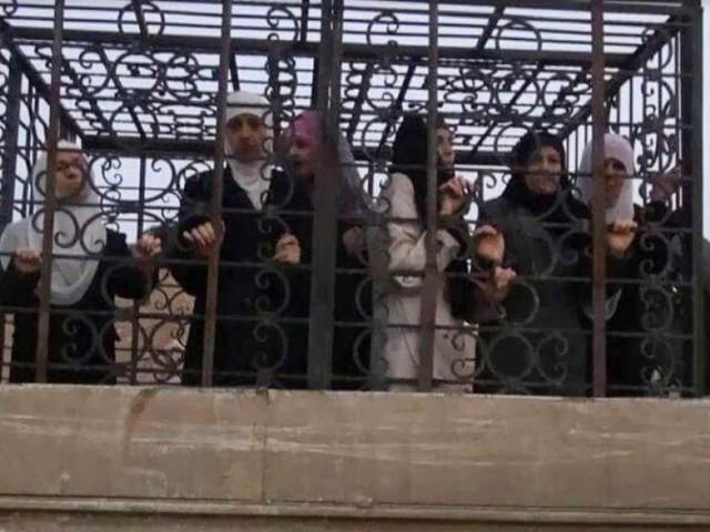Terroristernas kontroll av östra Ghouta omöjliggör fred