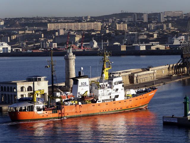 MSF återupptar räddningsarbete på Medelhavet