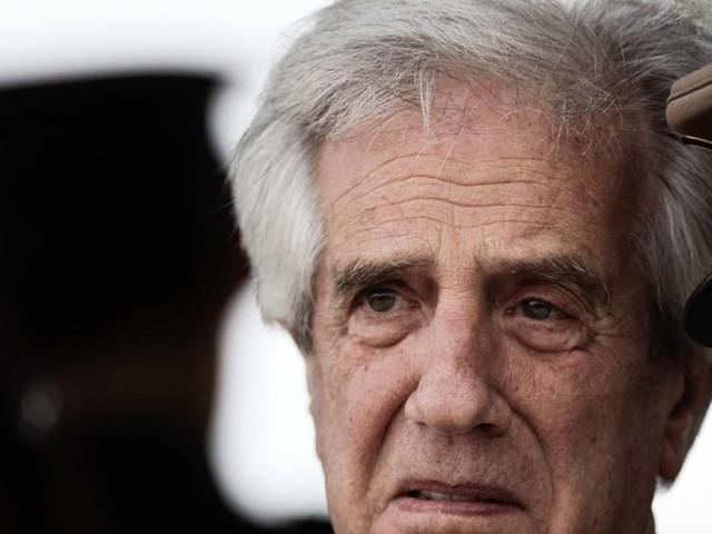Uruguays president behandlas för lungcancer