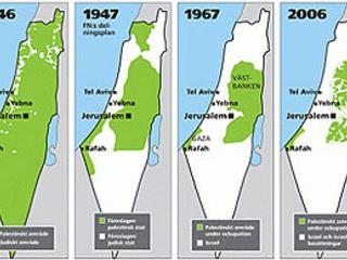 Måste tvåstatslösning komma före enstatslösning för Israel/Palestina?