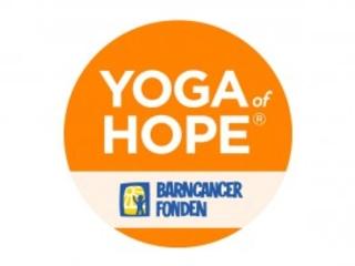 Yoga of Hope för barncancerfonden!