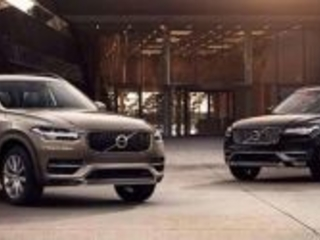 All new Volvo XC90, first exterior pictures!