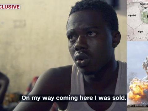 Sveriges och Natos skuld till slavhandeln i Libyen