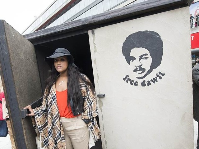 Dawit Isaak i kamp om EU-pris