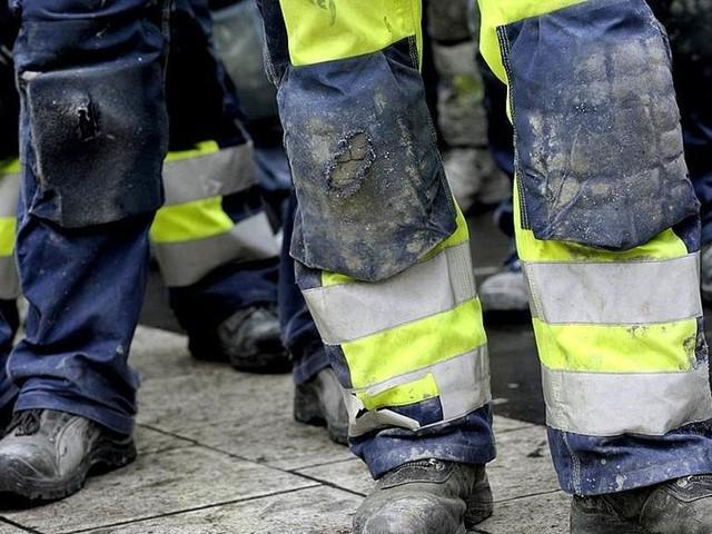 Kringresande hantverkare bötfällda i Danmark
