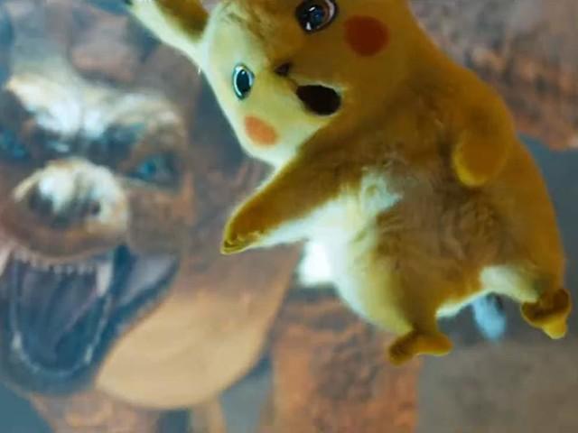 Detective Pikachu är den mest inkomstbringande filmen baserad på spel någonsin