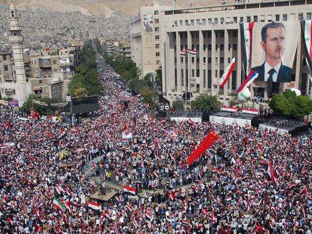 USA – bra kongressrapport om Syrien!