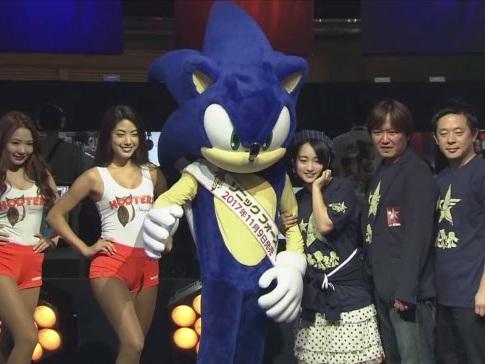 Sega utannonserar samarbete mellan Sonic och Hooters