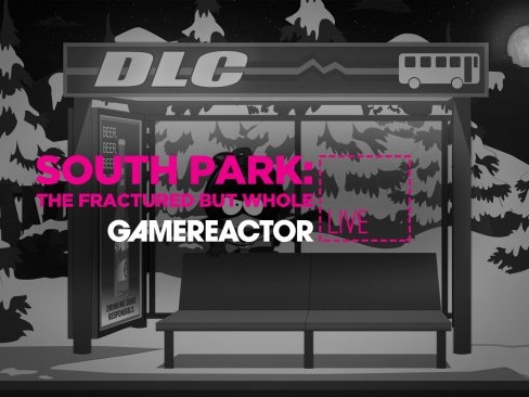 Gamereactor Live: South Park: The Fractured but Whole