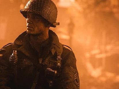 Call of Duty: WWII har dominerat hela november i Storbritannien