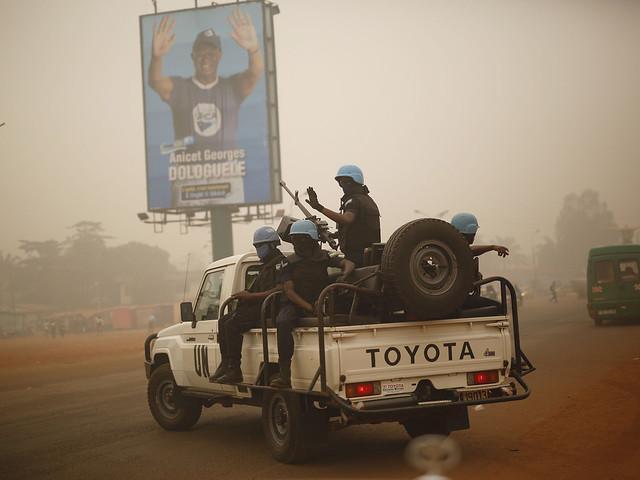 FN-soldater skickas hem efter sexanklagelser