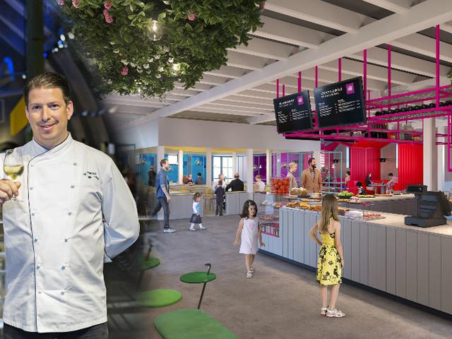 Pontus Frithiof öppnar restaurang på Tekniska museet