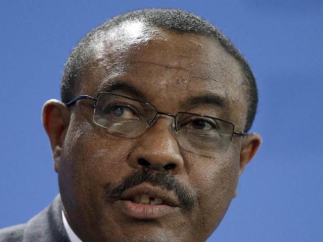 Frigivningen av etiopiska fångar inledd