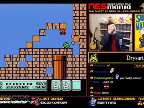 Spelare klarar alla NES-titlar som någonsin gjorts