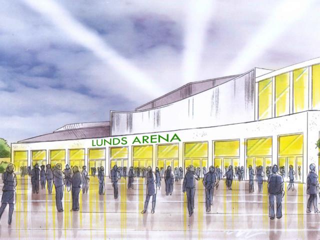 Johan Westers arenaförslag: Jätteutbyggnad för mässor, konserter och event