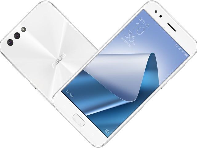 Här är Asus Zenfone 4, Zenfone 4 Selfie Pro och Zenfone 4 Max
