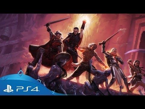 Pillars of Eternity kommer till PS4 och Xbox One
