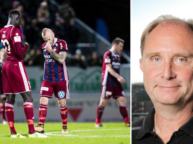 2017 – året då Malmö FF slipper göra hela jobbet