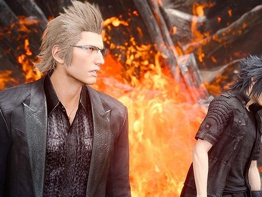 Teaser-trailer för Final Fantasy XV: Episode Ignis