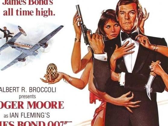 Mitt namn är Bond, James Bond!