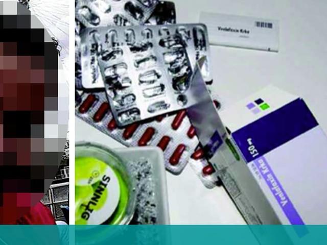 Man döms för att ha mördat ex-fru med hjälp av tabletter
