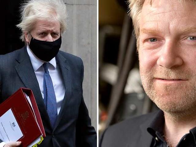 """""""Wallanders"""" nya roll – spelar Boris Johnson"""
