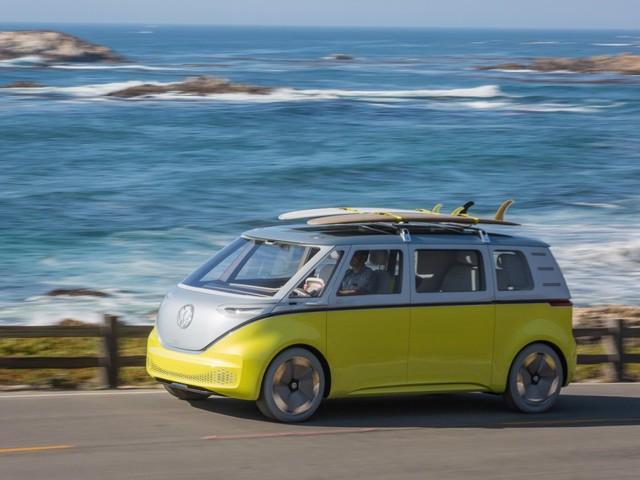 Volkswagen och Uber väljer Nvidia för AI och självkörande bilar