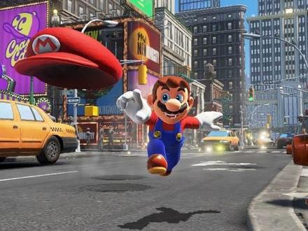 Super Mario Odyssey har redan sålt i två miljoner exemplar