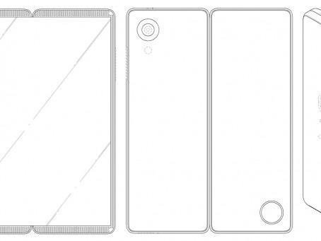LG ansöker om patent för vikbar smartphone – öppnas som en bok