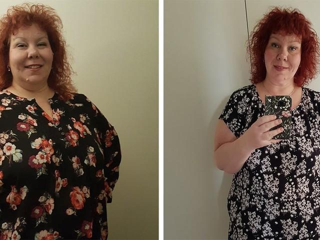 Hanna har gått ner 50 kilo med LCHF