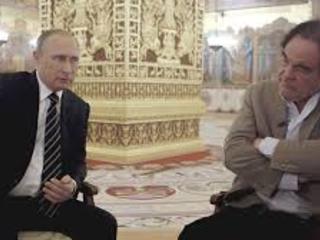 Vad sa egentligen Putin vid samtalen med Oliver Stone?