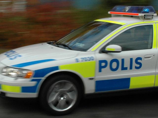 Överfallslarm vid bank i Malmö