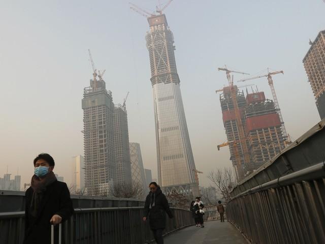 Handel med utsläppsrätter i Kina saknar tak för total utsläppsmängd
