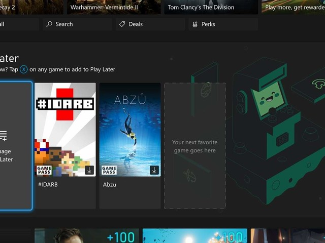 Xbox september-uppdatering låter dig spela Stadia och använda Discord