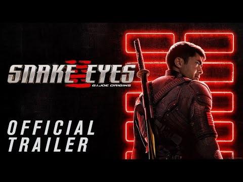 En sista trailer för Snake Eyes