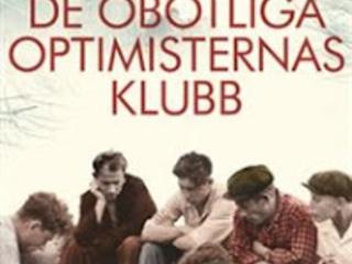"""""""De obotliga optimisternas klubb"""" av Jean-Michel Guenassia"""