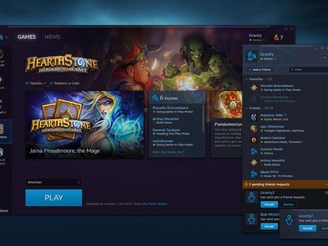 Blizzard upphör med stöd för Windows XP och Windows Vista