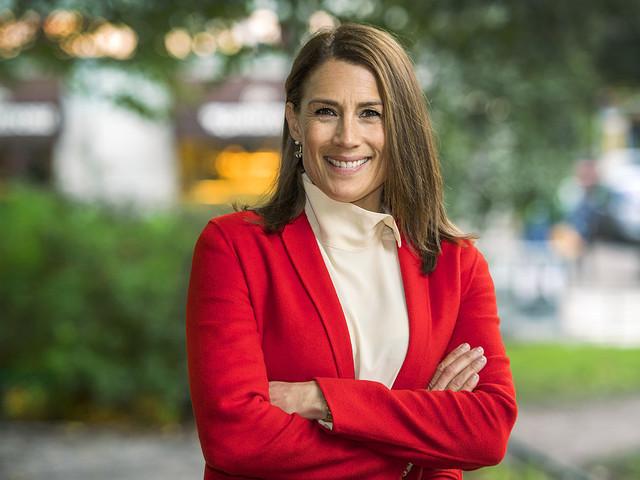 Jill Johnson till Gröna Lund