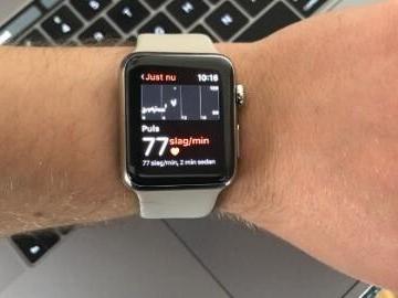 Första generationens Apple Watch missar viktig nyhet i Watch OS 4