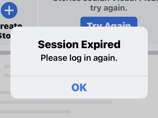Facebook sparkade ut IOS-användare