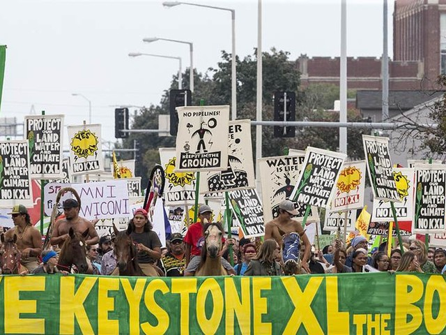 Nebraska godkänner omstridd oljeledning