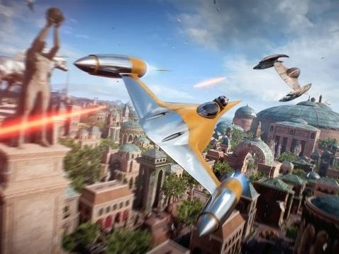 Galactic Assault-banor i Battlefront II avslöjade